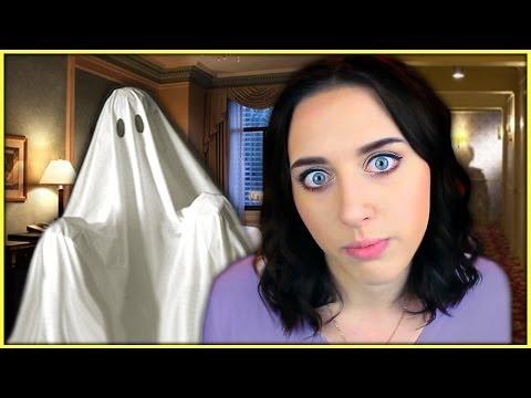 Kate Clapp (Катя Клэп), видео — ПРИЗРАК В ОТЕЛЕ!!! / Почему я не люблю оставаться в Отелях