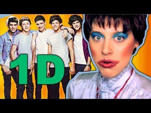 Kate Clapp (Катя Клэп), видео — HARLEM SHAKE!!! / Музобзор: One Direction - Kiss You