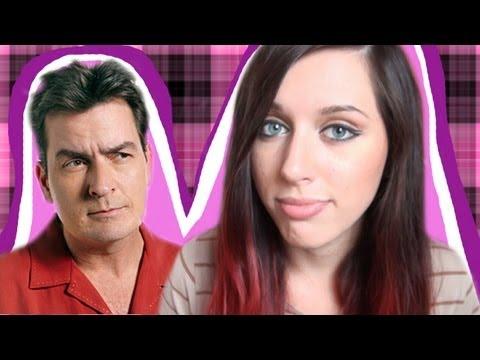 Kate Clapp (Катя Клэп), видео — Charlie Sheen украл мое шоу???!!!