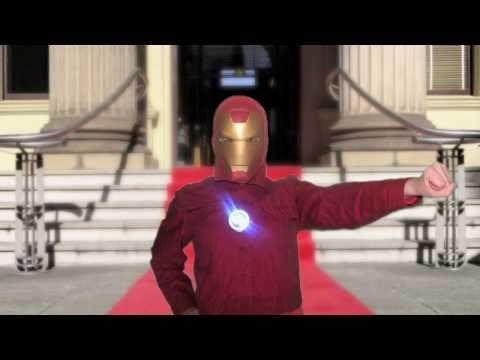 Kate Clapp (Катя Клэп), видео — Воображение и мечты / Iron Man vs. Beetlejuice