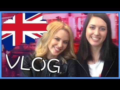 Kate Clapp (Катя Клэп), видео — VLOG: Как Я Встретила КАЙЛИ МИНОУГ!!! / LONDON / НЕДЕЛЯ ВЛОГОВ