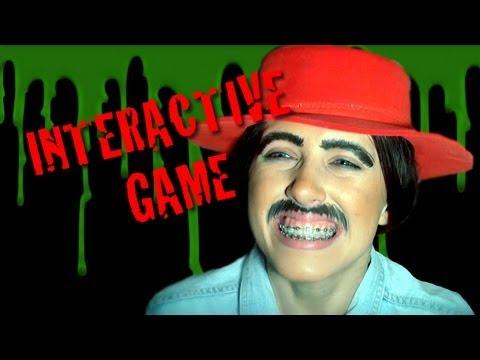 Kate Clapp (Катя Клэп), видео — ИНТЕРАКТИВНАЯ ИГРА: Жгучий мексиканец