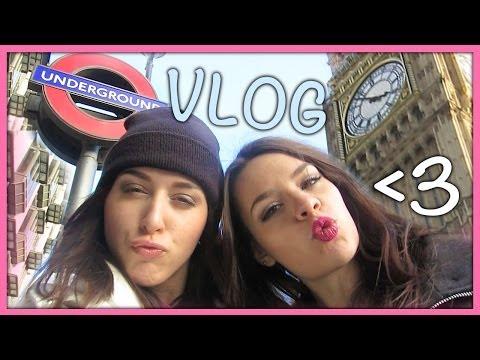 Kate Clapp (Катя Клэп), видео — ФЭШН ЛЕДИ!!! / LONDON / London Bridge / VLOG