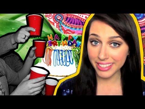 Kate Clapp (Катя Клэп), видео — Самый ужасный День Рождения
