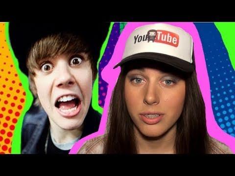 Kate Clapp (Катя Клэп), видео — Почему ненавидят Джастина Бибера?