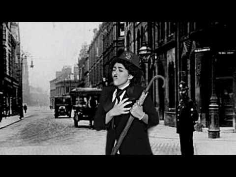 Kate Clapp (Катя Клэп), видео — Ke$ha & Charlie Chaplin / Немое кино