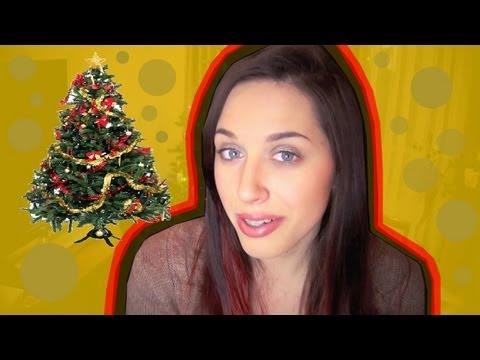 Kate Clapp (Катя Клэп), видео — VLOG: Моя елка