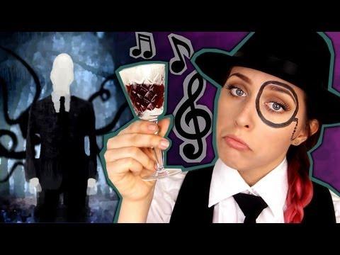 Kate Clapp (Катя Клэп), видео — SLENDER MAN / Шикарная музыка